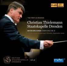 Anton Bruckner (1824-1896): Symphonie Nr.8, 2 SACDs