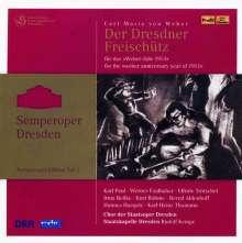 Carl Maria von Weber (1786-1826): Der Freischütz, 3 CDs