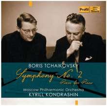 Boris Tschaikowsky (1925-1996): Symphonie Nr.2, CD
