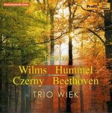 Trio Wiek, CD