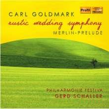 """Karl Goldmark (1830-1915): Symphonie Nr.1 """"Ländliche Hochzeit"""" op.26, CD"""