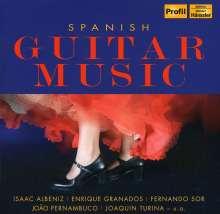 Spanish Guitar Music, CD