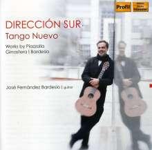 Jose Fernandez Bardesio - Direccion sur Tango Nuevo, CD