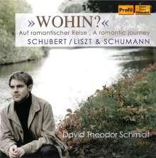 David Theodor Schmidt - Wohin?, CD