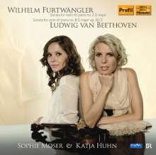 Wilhelm Furtwängler (1886-1954): Sonate für Violine & Klavier Nr.2, CD