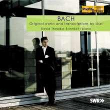 Johann Sebastian Bach (1685-1750): Partiten BWV 825 & 826, CD