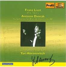 Franz Liszt (1811-1886): Die Ideale (Symphonische Dichtung), CD