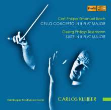 Carl Philipp Emanuel Bach (1714-1788): Cellokonzert Wq.171, CD