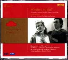 Semperoper Edition Vol.3 - Wagner again?/Die ersten Dresdner Nachkriegsaufnahmen, 3 CDs