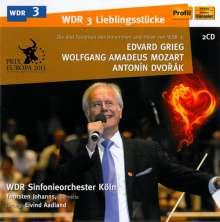 WDR Sinfonieorchester Köln - WDR 3 Lieblingsstücke, 2 CDs