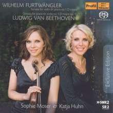 Wilhelm Furtwängler (1886-1954): Sonate für Violine & Klavier Nr.1, Super Audio CD