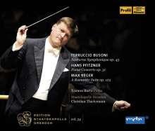 Hans Pfitzner (1869-1949): Klavierkonzert Es-dur op.31, 2 CDs