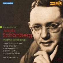 Jakob Schönberg (1900-1956): Lieder, 2 CDs
