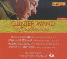 Günter Wand-Edition, 5 CDs