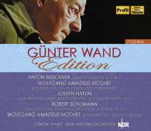 Günter Wand-Edition, 7 CDs