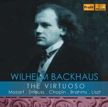 Wilhelm Backhaus - The Virtuoso, 2 CDs