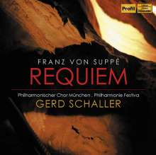 Franz von Suppe (1819-1895): Requiem, CD
