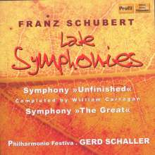Franz Schubert (1797-1828): Symphonien Nr.8 & 9, 2 CDs