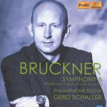 Anton Bruckner (1824-1896): Symphonie Nr.8, 2 CDs