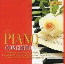 Piano Concertos, 2 CDs