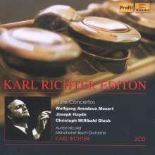 Karl Richter Edition - Flötenkonzerte, 2 CDs
