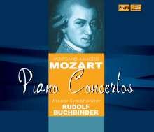Wolfgang Amadeus Mozart (1756-1791): Klavierkonzerte Nr.5,6,8,9,11-27, 9 CDs