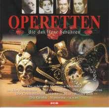 Operetten, die das Herz berühren, 2 CDs