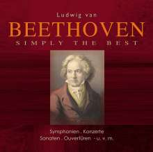Ludwig van Beethoven (1770-1827): Ludwig van Beethoven - Simply the Best, 6 CDs