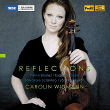 Carolin Widmann - Reflections, CD