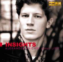 Alexander Krichel - Insights (Alexander Krichel plays Liszt), CD