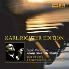 Karl Richter Edition - Georg Friedrich Händel, 3 CDs