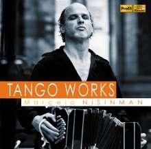 Marcelo Nisinman (geb. 1970): Tangos, CD