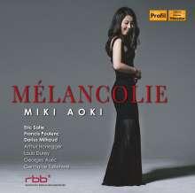 Miki Aoki - Melancolie, CD