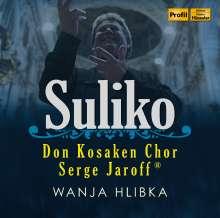 Don Kosaken Chor Serge Jaroff - Suliko, CD