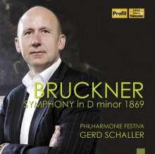 Anton Bruckner (1824-1896): Symphonie Nr.0 d-moll (1869), CD