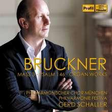 Anton Bruckner (1824-1896): Messe Nr.3 f-moll, 2 CDs