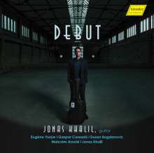 Jonas Khalil - Debut, CD