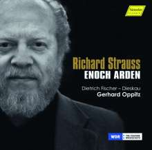 Richard Strauss (1864-1949): Enoch Arden - Melodram op.38, CD