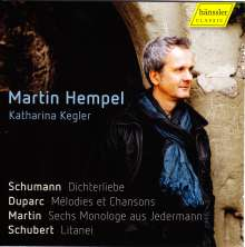 Robert Schumann (1810-1856): Dichterliebe op.48, CD
