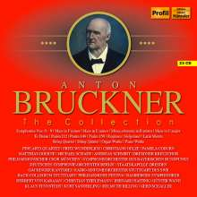 Anton Bruckner (1824-1896): Anton Bruckner - The Collection (Neuausgabe 2017), 23 CDs