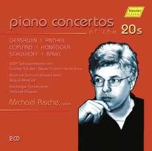 Michael Rische - Klavierkonzerte des 20. Jahrhunderts, 2 CDs
