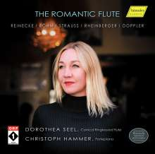 Dorothea Seel & Christoph Hammer - The Romantic Flute, CD