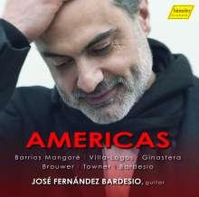 Jose Fernandez Bardesio - Americas, CD