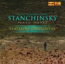 Aleksej Wladimirowich Stanchinsky (1888-1914): Klavierwerke, CD