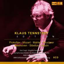 Klaus Tennstedt Edition, 8 CDs