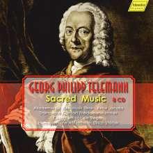 Georg Philipp Telemann (1681-1767): Geistliche Musik, 8 CDs