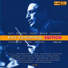Kurt Sanderling Edition, 13 CDs