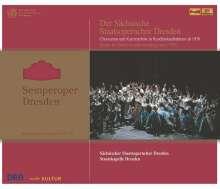 Semperoper Edition Vol.10 - Der Sächsische Staatsopernchor Dresden, 4 CDs