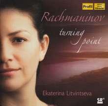 "Sergej Rachmaninoff (1873-1943): Klavierwerke ""Turning Point"", CD"