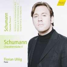 Robert Schumann (1810-1856): Klavierwerke Vol.13  (Hänssler) - Charakterstücke II, CD